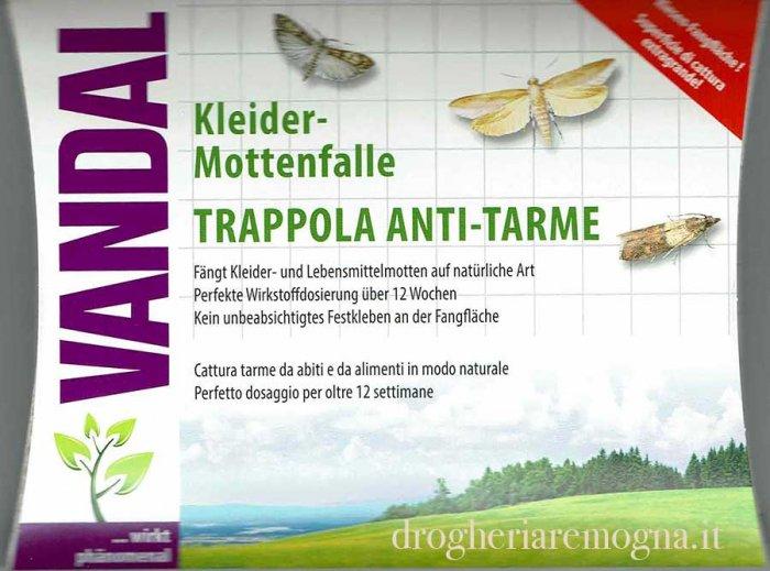 Vandal Kit Trappola Per Farfalline Al Feromone Drogheria